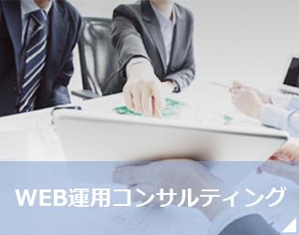 WEB運用コンサルティング